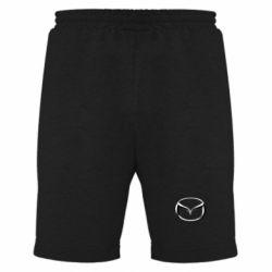 Мужские шорты Mazda 3D Small Logo