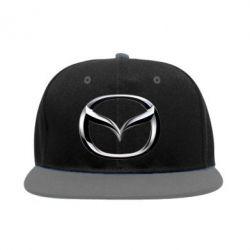 Снепбек Mazda 3D Small Logo