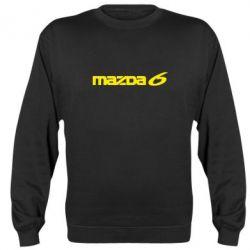 Реглан Mazda 6 - PrintSalon