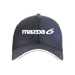 кепка Mazda 6 - PrintSalon