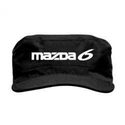 Кепка милитари Mazda 6 - PrintSalon