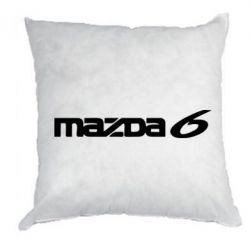 Подушка Mazda 6 - PrintSalon