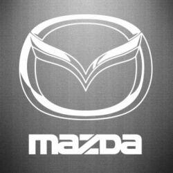 Наклейка Mazda Logo