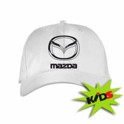 Детская кепка Mazda Logo