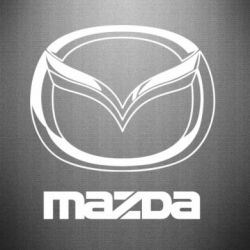 Наклейка Mazda Small