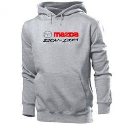 Толстовка Mazda Zoom-Zoom