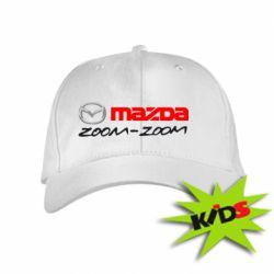 Детская кепка Mazda Zoom-Zoom