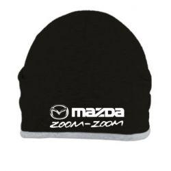Шапка Mazda Zoom-Zoom