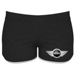 Женские шорты Mini Cooper