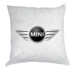 Подушка Mini Cooper