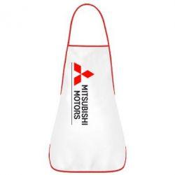 Фартук Mitsubishi Motors лого