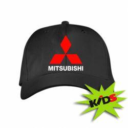 Детская кепка Mitsubishi small