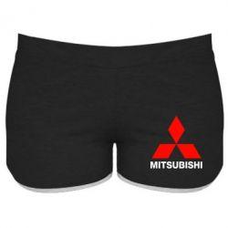 Женские шорты Mitsubishi small
