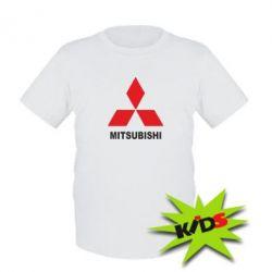 Детская футболка MITSUBISHI - PrintSalon