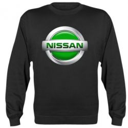 Реглан Nissan Green