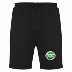 Мужские шорты Nissan Green