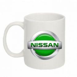 Кружка 320ml Nissan Green