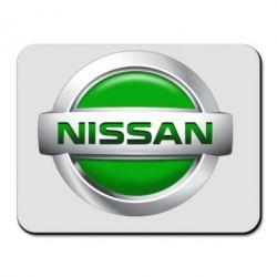Коврик для мыши Nissan Green