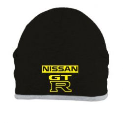 Шапка Nissan GT-R