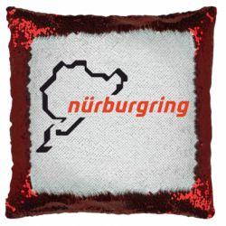 Наклейка Nurburgring