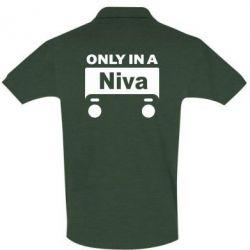 Футболка Поло Only Niva