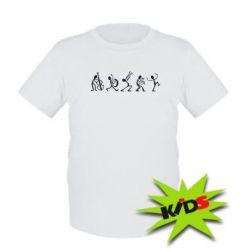 Детская футболка Оркестр