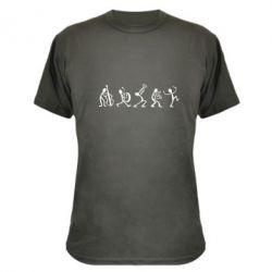 Камуфляжная футболка Оркестр