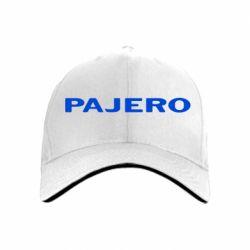 кепка PAJERO