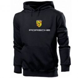 Толстовка Porsche - PrintSalon