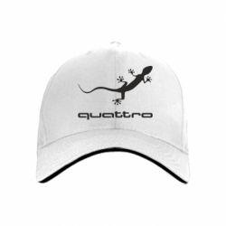 кепка Quattro - PrintSalon