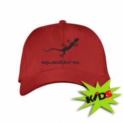 Детская кепка Quattro - PrintSalon