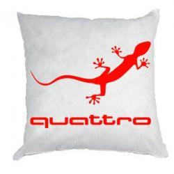 Подушка Quattro - PrintSalon