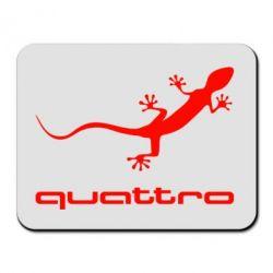 Коврик для мыши Quattro - PrintSalon