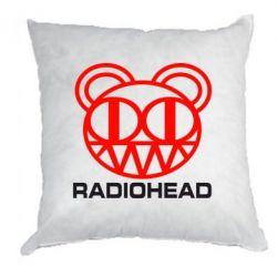 Подушка Radiohead