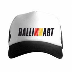 Кепка-тракер Ralli Art Small