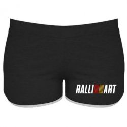 Женские шорты Ralli Art
