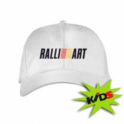 Детская кепка Ralli Art