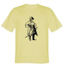 Мужская футболка Руки в боки - PrintSalon