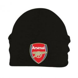 Шапка на флисе Arsenal - PrintSalon