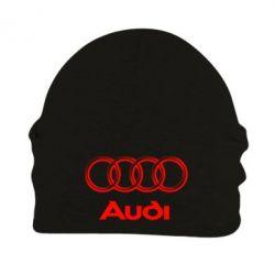 Шапка на флисе Audi Small