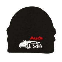 Шапка на флисе Audi Turbo