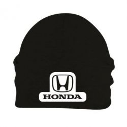 Шапка на флисе Honda Stik