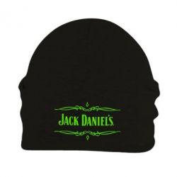 Шапка на флисе Jack Daniel's Logo