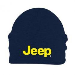 Шапка на флисе Jeep
