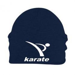 Шапка на флисе Karate