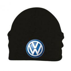Шапка на флисе Volkswagen 3D Logo