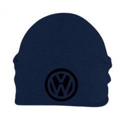 Шапка на флисе Volkswagen - PrintSalon