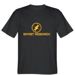 Футболка Skynet Research
