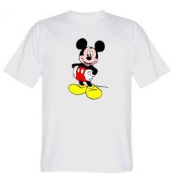 Мужская футболка Сool Mickey Mouse - PrintSalon