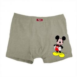 Мужские трусы Сool Mickey Mouse - PrintSalon
